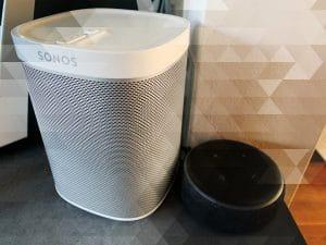 Echo Dot und Sonos Standby-Strom sparen