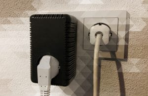 Günstige Steckdose zur Stromverbrauchsmessung mit shelly 1pm