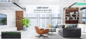 ioBroker Webseite
