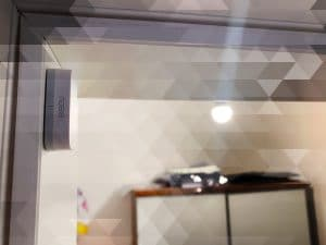Xiaomi Mija Türsensonor Licht in Vorratskammer
