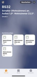 ioBroker Geräte in Apple Home Kit steuern