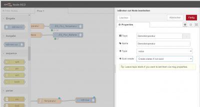 Schritt 6: Daten in ioBroker-Objekt schreiben