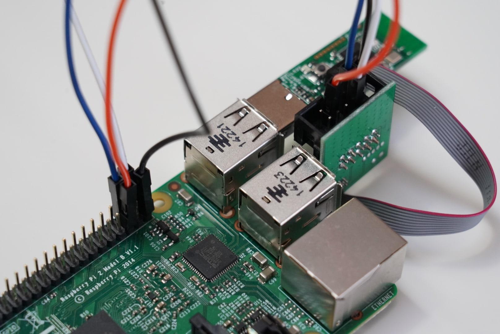 Flashen des CC2531 mit einem Raspberry PI