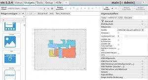 Schritt 3: Datei als Quelle für Image auswählen