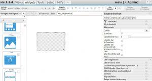 Schritt 1: Image-Widget in View platzieren
