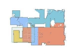 Roborock Karte mit Räumen in ioBroker VIS anzeigen