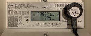 Smarter Stromzähler mit ioBroker abfragen