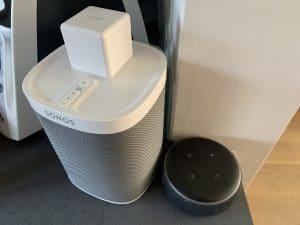 Sonos Box mit ioBroker und Xiaomi Cube steuern