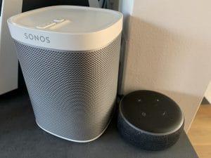 Sonos Box mit ioBroker steuern
