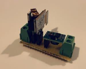 Vollständige Testplatine für eigenes zigbee-Modul