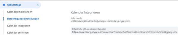 Geburtstagskalender in Google ohne ical-URL