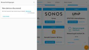 Home Assistant neues Gerät HomeKit-Zubehör automatisch identifiziert