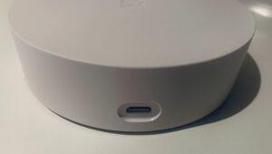 ZNDMWG03LM Xiaomi Smart home hub mit micro USB Anschluss