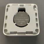 Aqara Temperatur Sensor LYWSD03MMC Rückseite