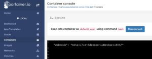 Sonos HTTP API settings,json editieren