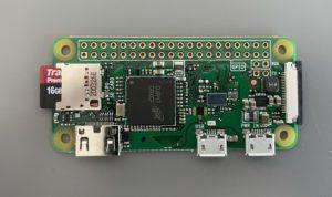Raspberry PI zero w für deCONZ Installation
