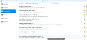 Docker Image Sonos HTTP API downloaden