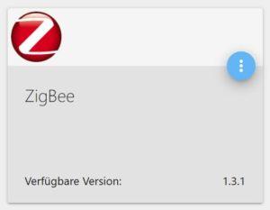 zigbee Adapter in ioBroker