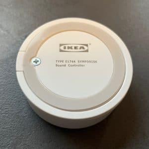 IKEA Symfonisk E1744 in ioBroker einbinden