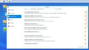 AirSonos als Docker Container auf Synology Diskstation