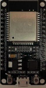 ESP32 für WLED mit SK6812