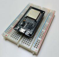 ESP32 als Basis für WLED mit SK6812