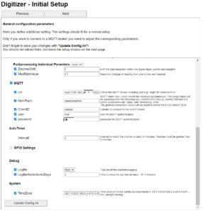 Schritt 7 MQTT konfigurieren